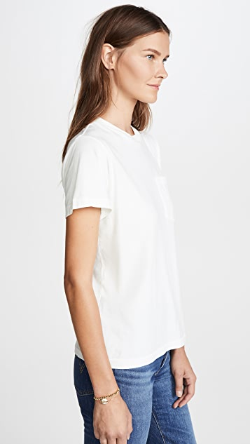 Citizens of Humanity Lela Pocket Tee