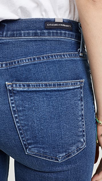 Citizens of Humanity Rocket Sculpt Crop Jeans