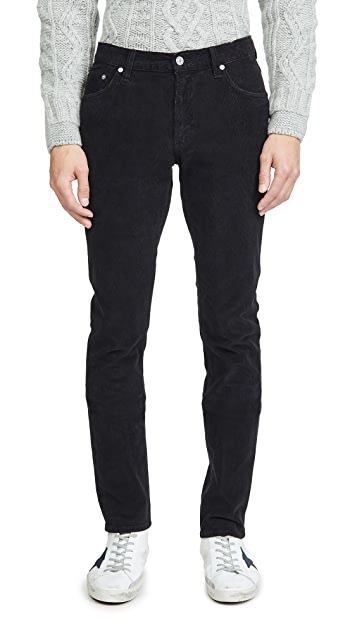 Citizens of Humanity Bowery Standard Slim Stretch Corduroy Pants