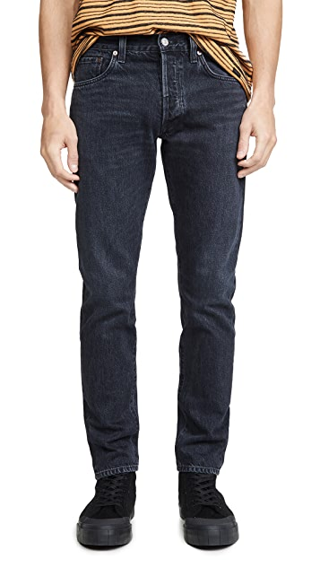 Citizens of Humanity Wyatt Authentic Narrow Fit Jeans