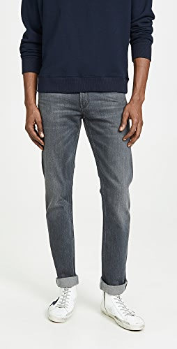 Citizens of Humanity - Bowery Standard Slim Jeans in Greystone
