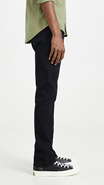 Citizens of Humanity Gage Classic Straight Jeans in Harrison Wash