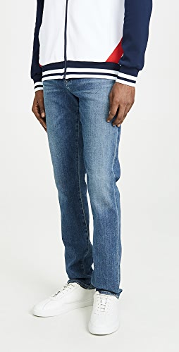 Citizens of Humanity - Gage Classic Straight Jeans in Aurora Wash
