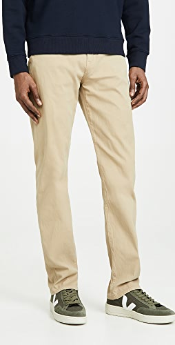 Citizens of Humanity - Luxury Gage Classic Straight Jeans in Sand