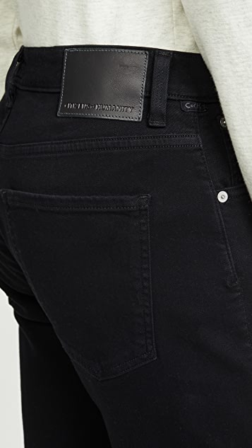 Citizens of Humanity Sid Classic Straight Jeans in Parker Wash
