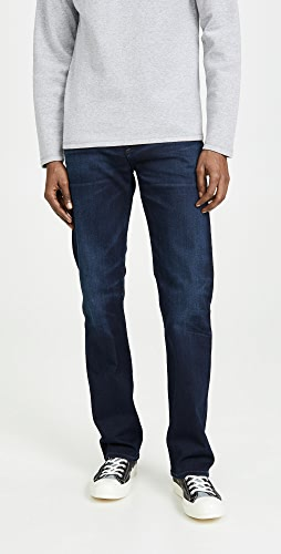 Citizens of Humanity - Sid Classic Straight Jeans in Miles Wash