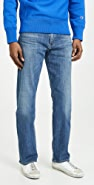 Citizens of Humanity Sid Regular Straight Jeans in Aurora Wash
