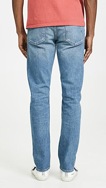 Citizens of Humanity Bowery Standard Slim Jeans in Colorado