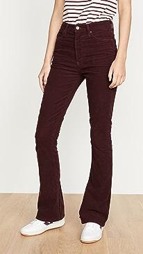 Georgia High Rise Corduroy Jeans