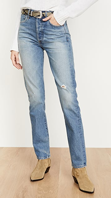Citizens of Humanity Premium Vintage Campbell Relaxed High Rise Jeans