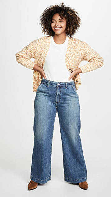 Citizens of Humanity Premium Vintage Ivy Long Trouser Jeans