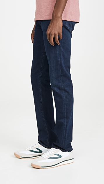 Citizens of Humanity Bowery Standard Slim Jeans in Undertow Wash
