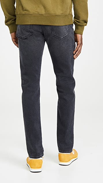 Citizens of Humanity Bowery Standard Slim Jeans in Eclipse Wash