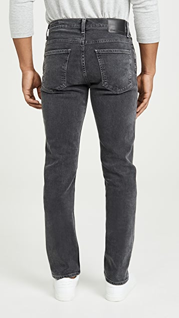 Citizens of Humanity Bowery Standard Slim Jeans in Avenger Wash