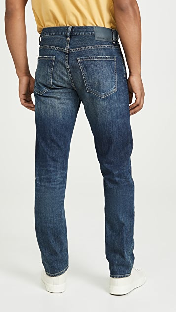 Citizens of Humanity Bowery Standard Slim Jeans in Dunes Wash