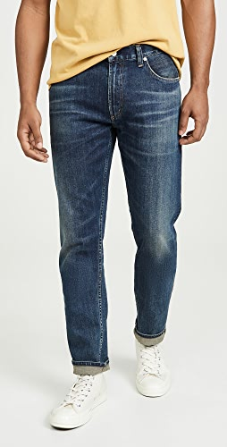 Citizens of Humanity - Bowery Standard Slim Jeans in Dunes Wash