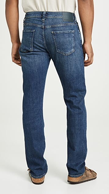 Citizens of Humanity Gage Classic Straight Jeans in Barent Wash