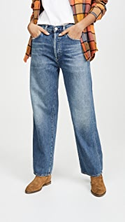 Citizens of Humanity Joanna Relaxed Vintage Straight Jeans