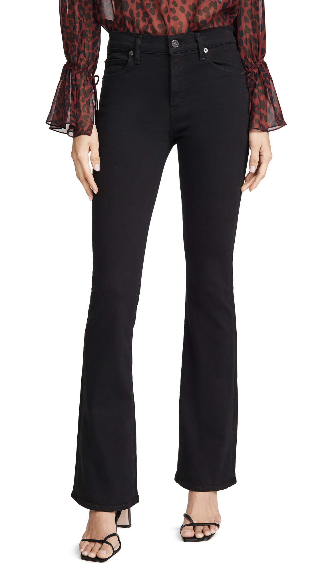 Citizens of Humanity Emannuelle Slim Boot Jeans