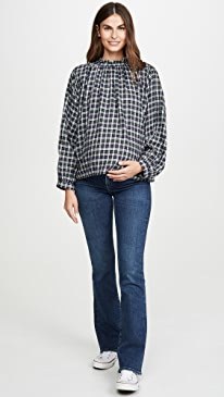 Emannuelle Slim Bootcut Jeans