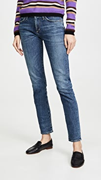 The Racer Jeans