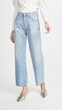 Joanna Relaxed Vintage Straight Jeans