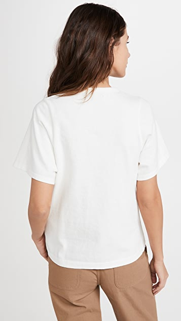Citizens of Humanity Cecile Racer T-Shirt