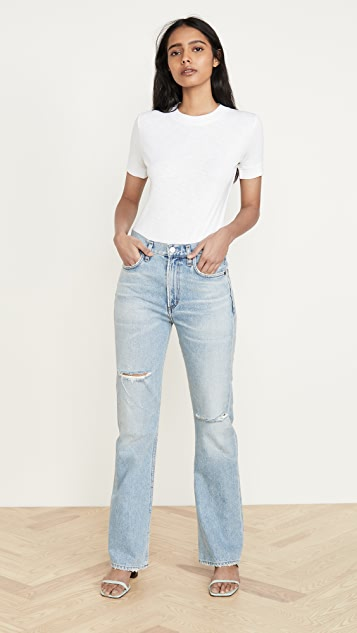 Citizens of Humanity Libby Relaxed Bootcut Jeans