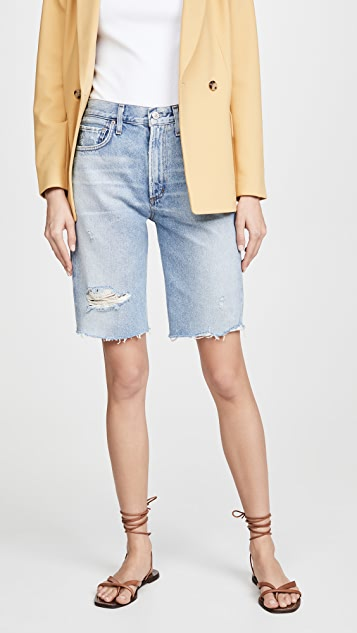 Citizens of Humanity Libby Relaxed Shorts