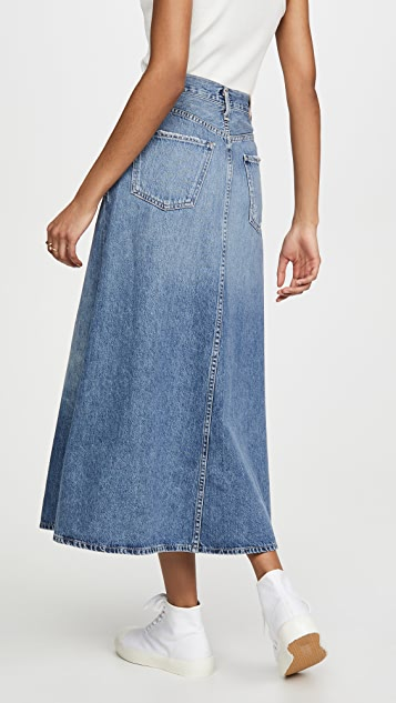 Citizens of Humanity Tessa Vintage Denim Skirt