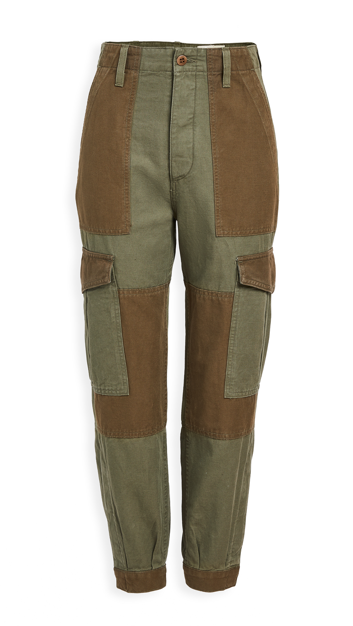 Citizens of Humanity Greta Cuffed Leg Surplus Pants