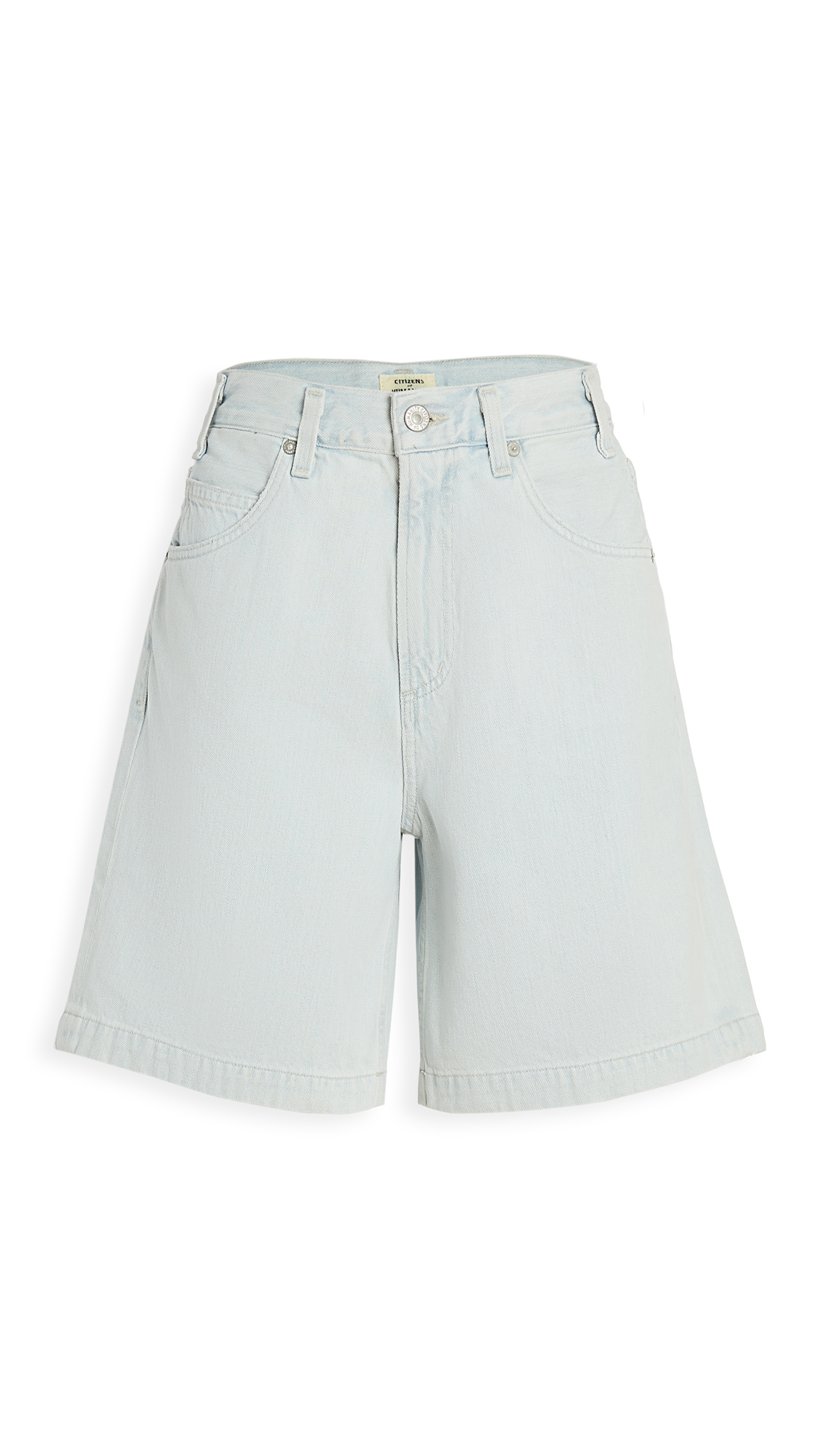 Citizens of Humanity Rosa Culotte Shorts