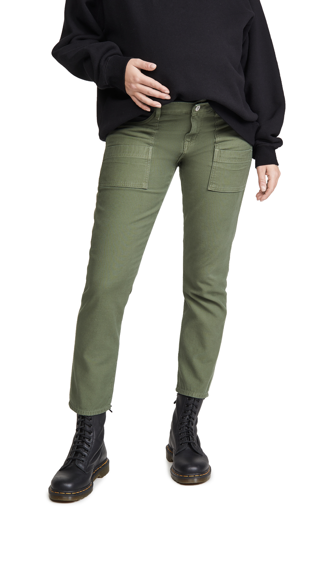 Citizens of Humanity Maternity Leah Cargo Pants