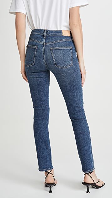 Citizens of Humanity Skyla Mid Rise Cigarette Jeans