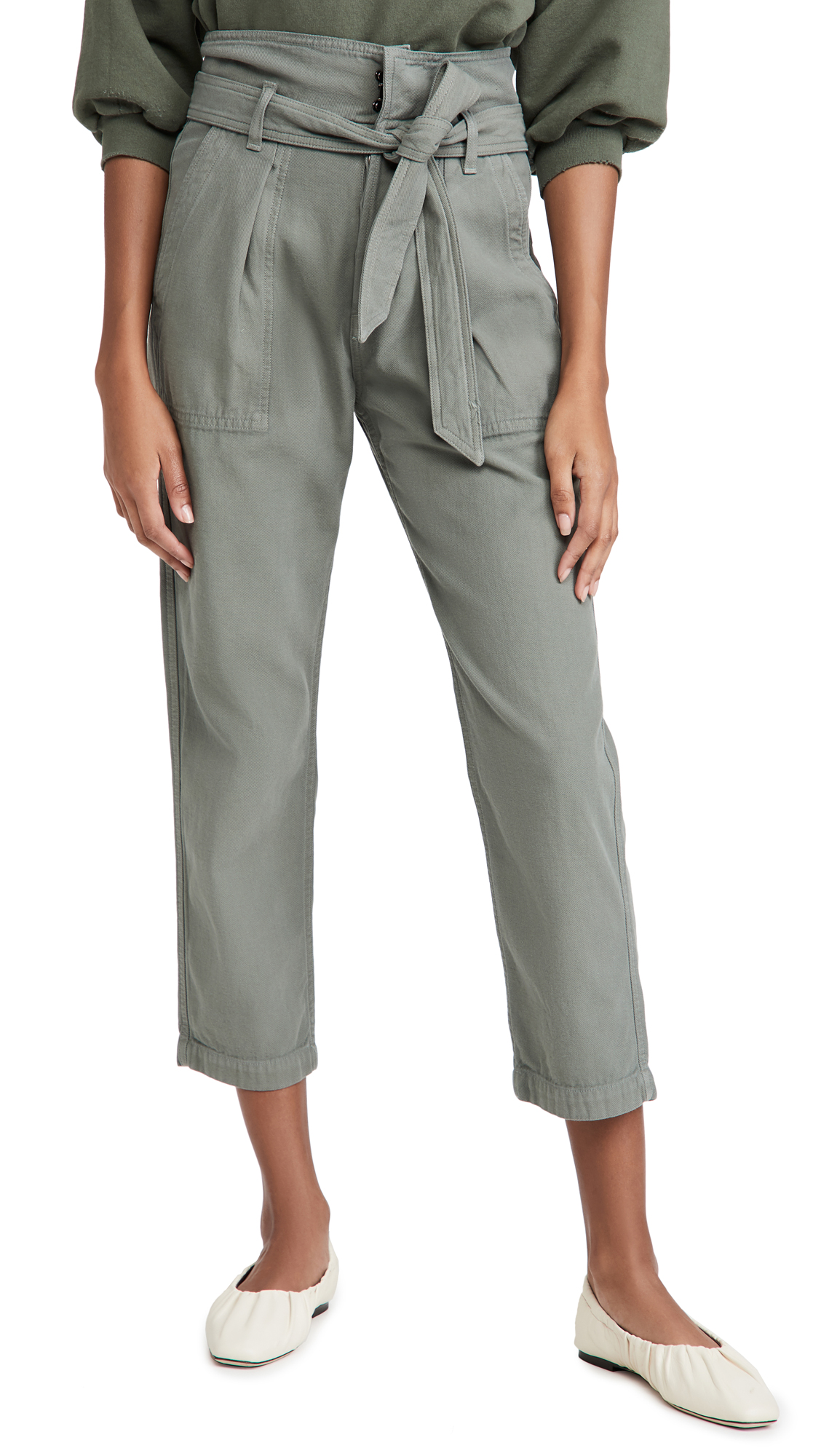 Citizens of Humanity Noelle Belted Cargo Pants