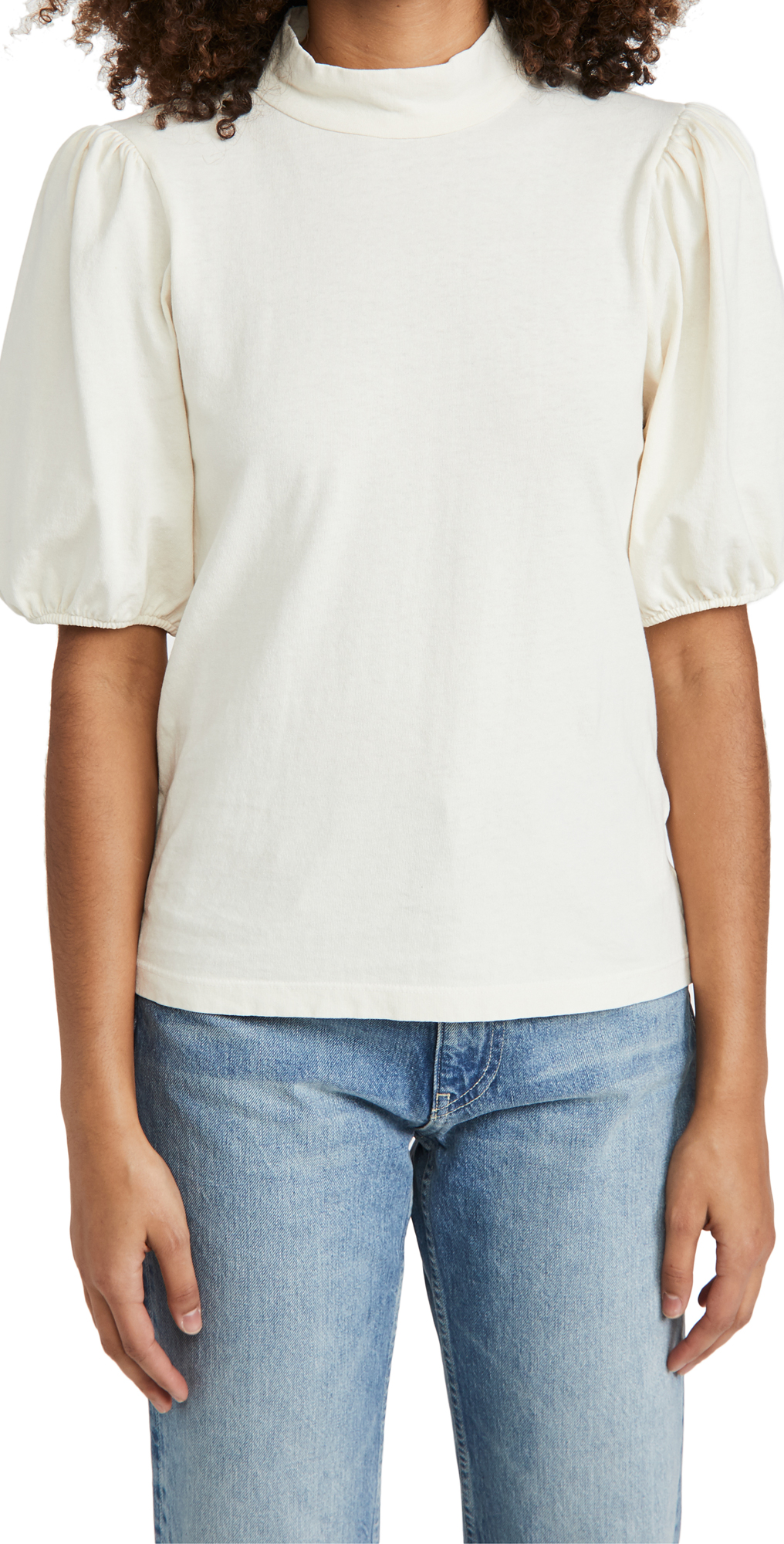 Citizens of Humanity Vivi Mock Neck Top