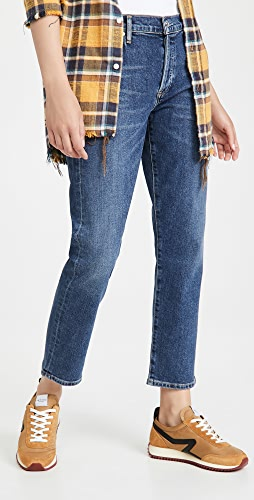 Citizens of Humanity - Emerson Slim Boyfriend Distressed Jeans