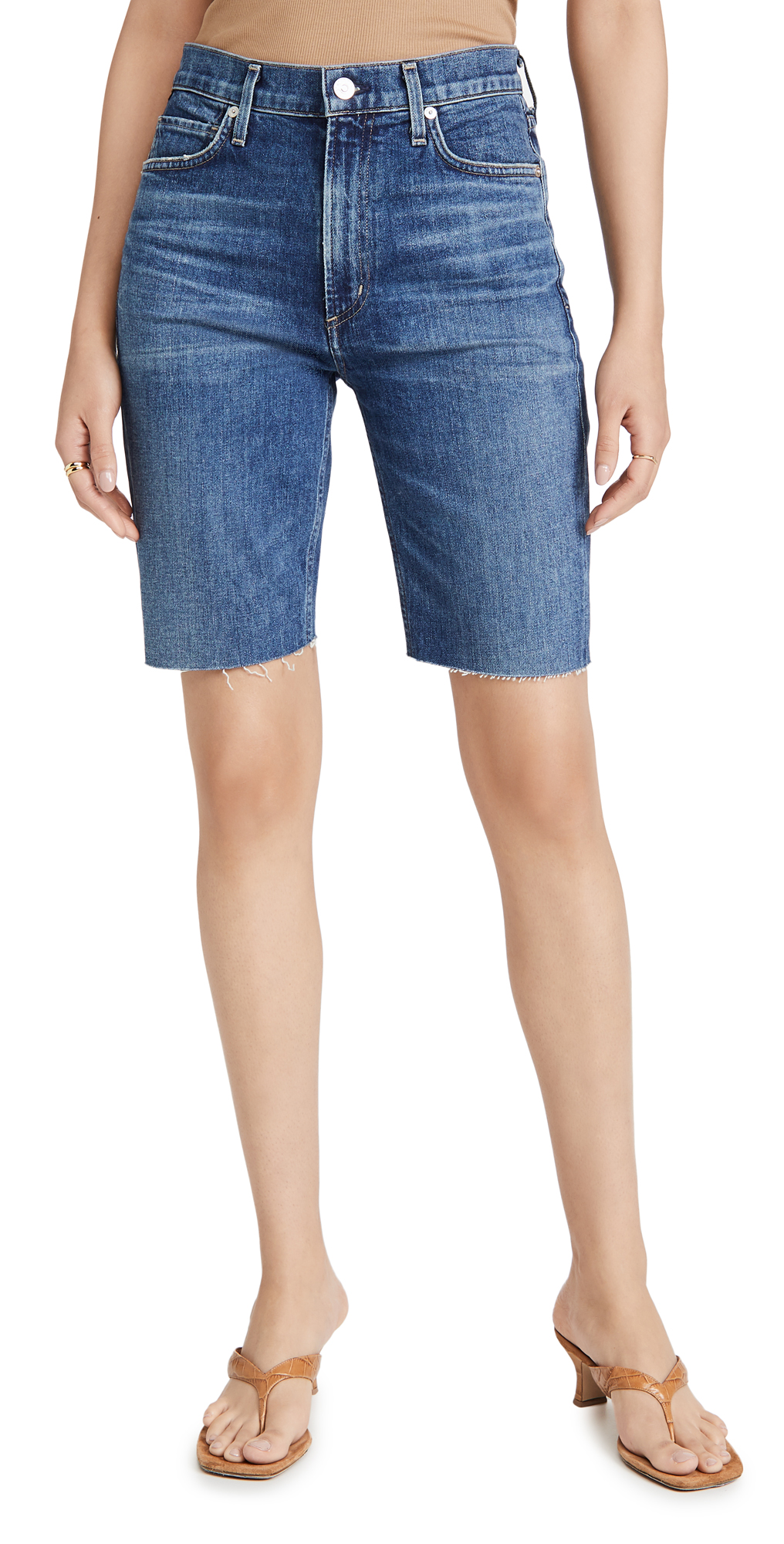 Citizens of Humanity Tamryn Bike Shorts