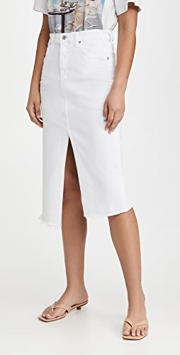 Citizens of Humanity - Aubrey Front Slit Maxi Skirt