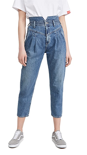 Citizens of Humanity Maeve Pleated Jeans