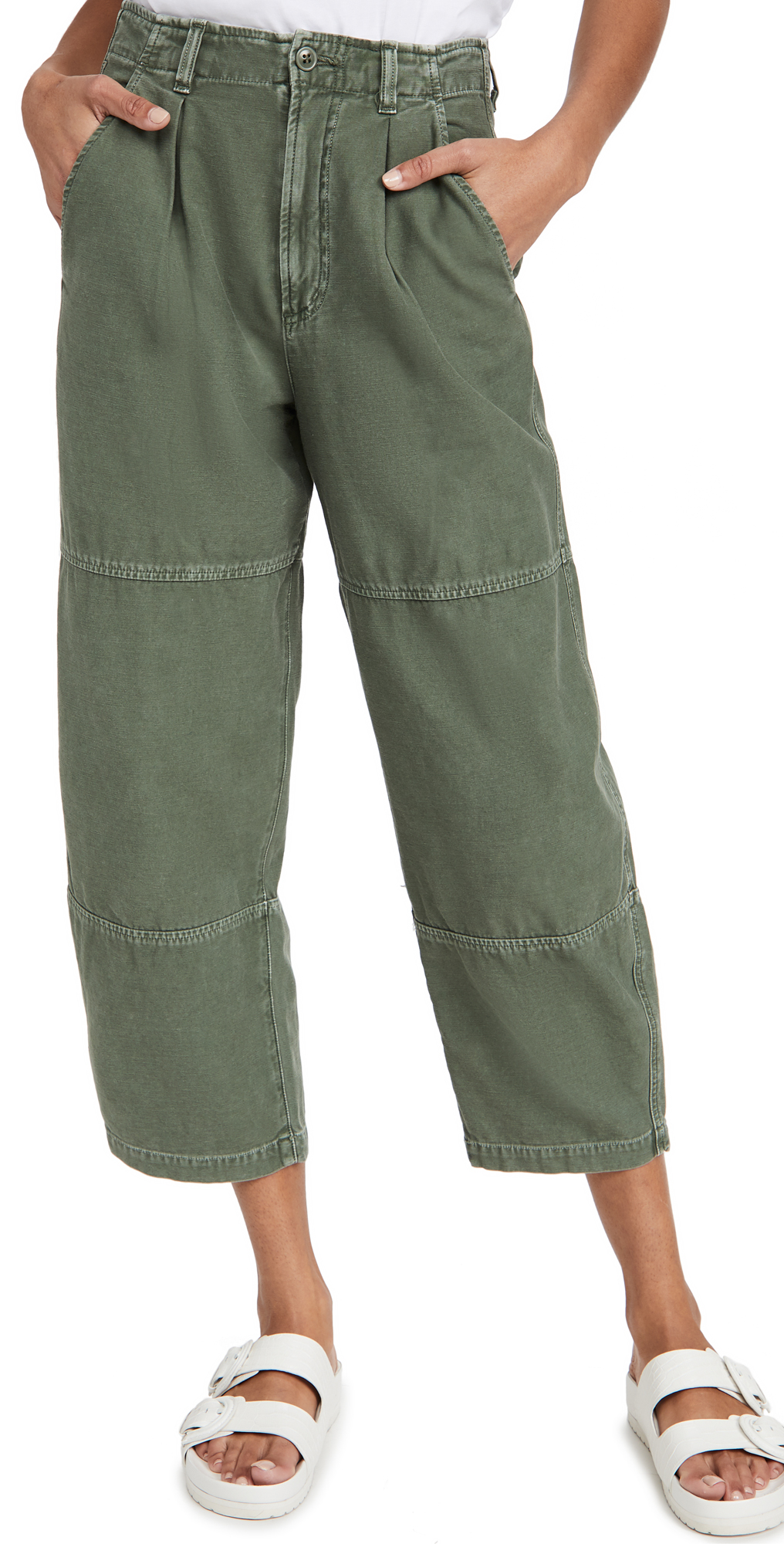 Citizens of Humanity Hadley Curved Surplus Pants