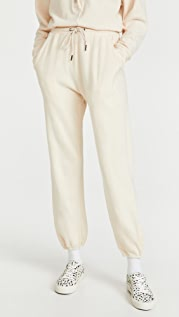Citizens of Humanity Laila Casual Fleece Pants
