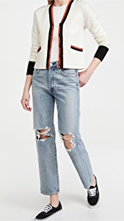 Citizens of Humanity Elle V Front Jeans