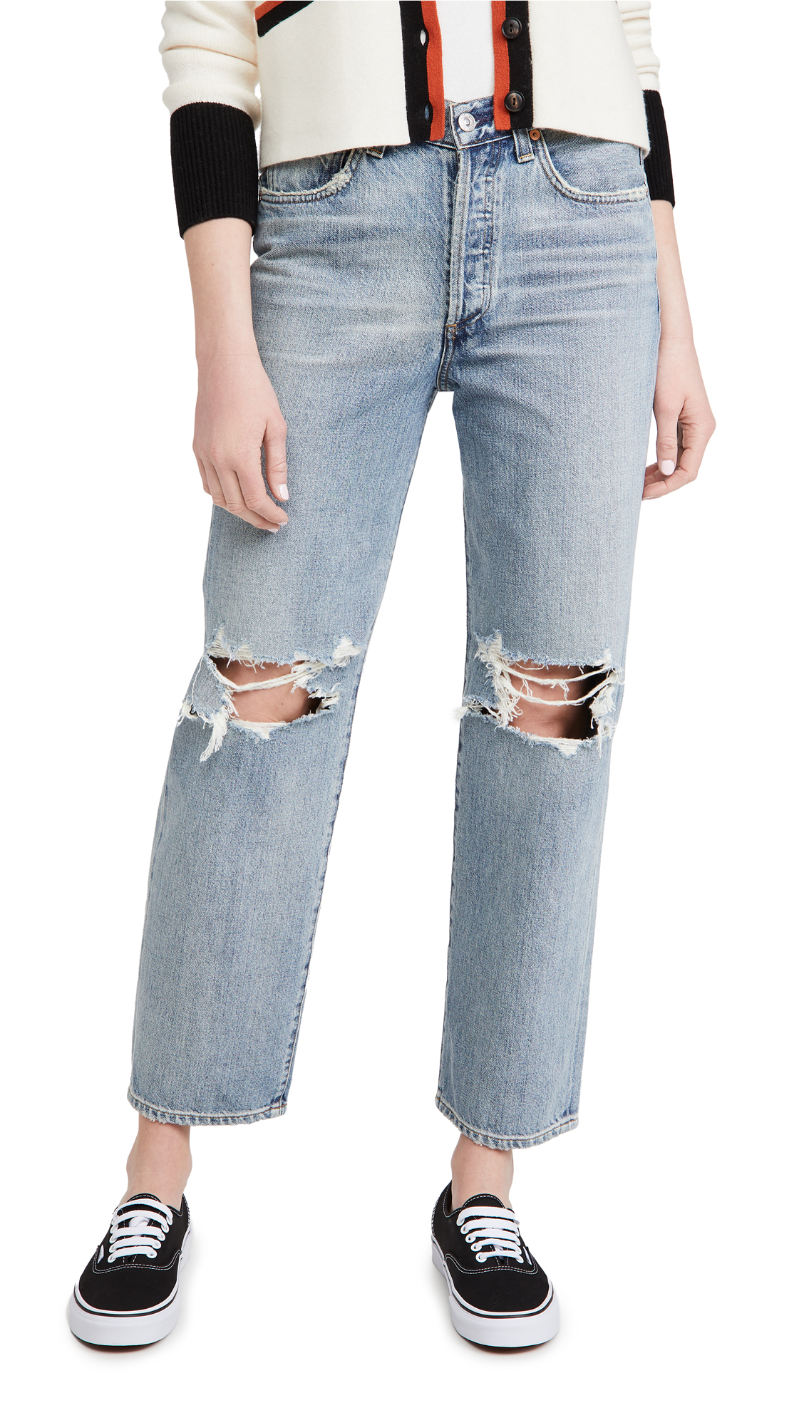 Citizens Of Humanity Denims ELLE V FRONT JEANS