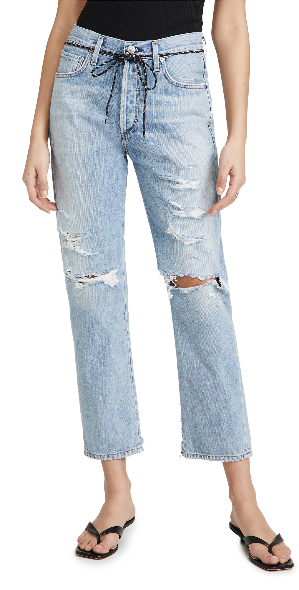 Citizens of Humanity Katia Straight Jeans