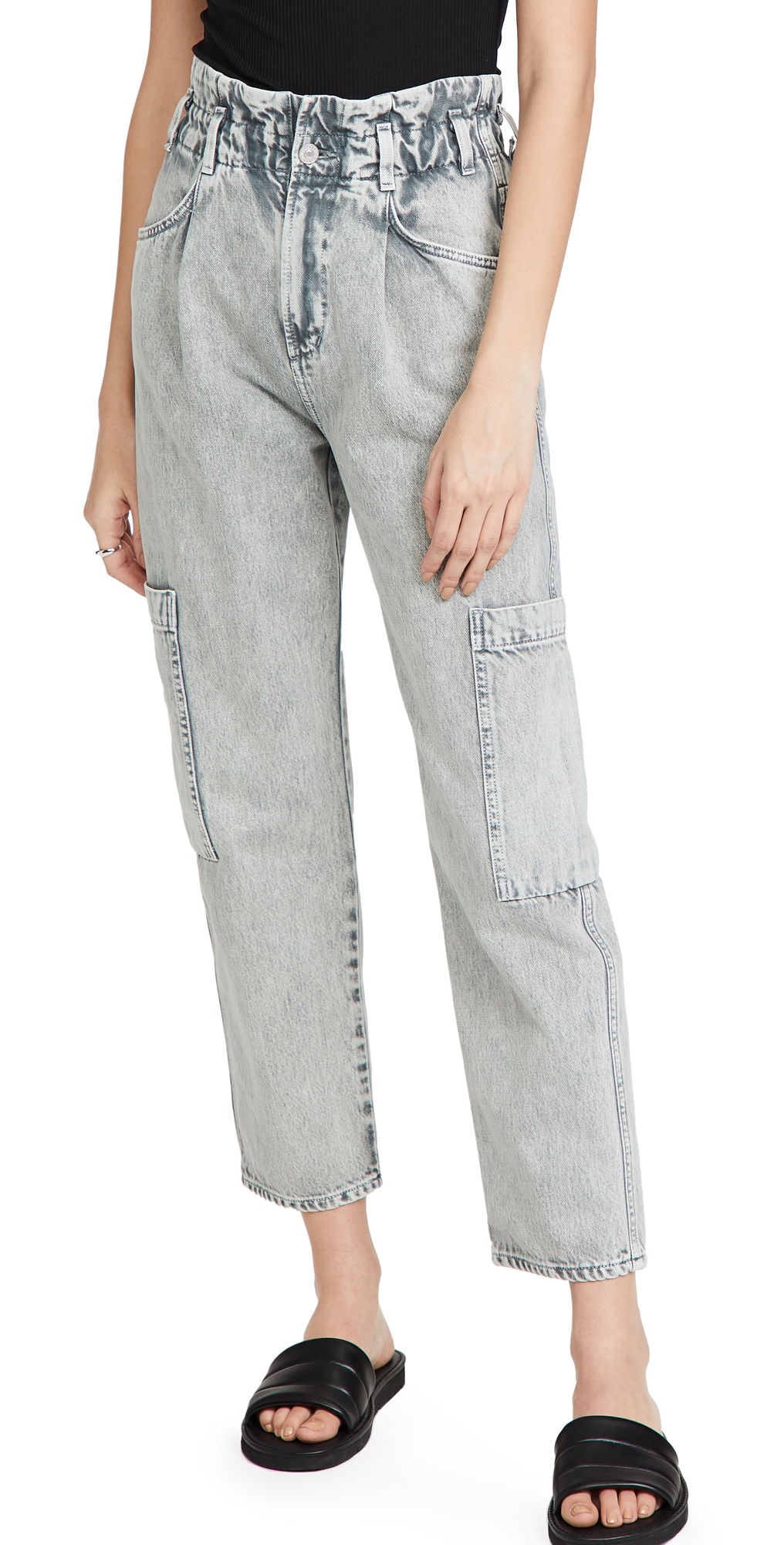 Citizens of Humanity Annika Patch Pocket Jeans