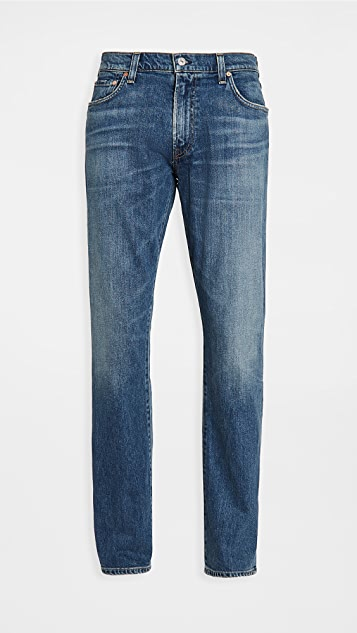 Citizens of Humanity Gage Classic Straight Fit Jeans