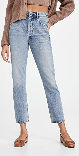 Citizens of Humanity - Charlotte High Rise Straight Jeans