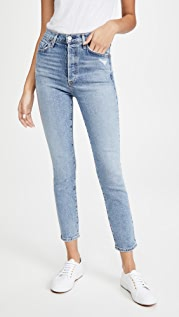 Citizens of Humanity Olivia High Rise Slim Jeans