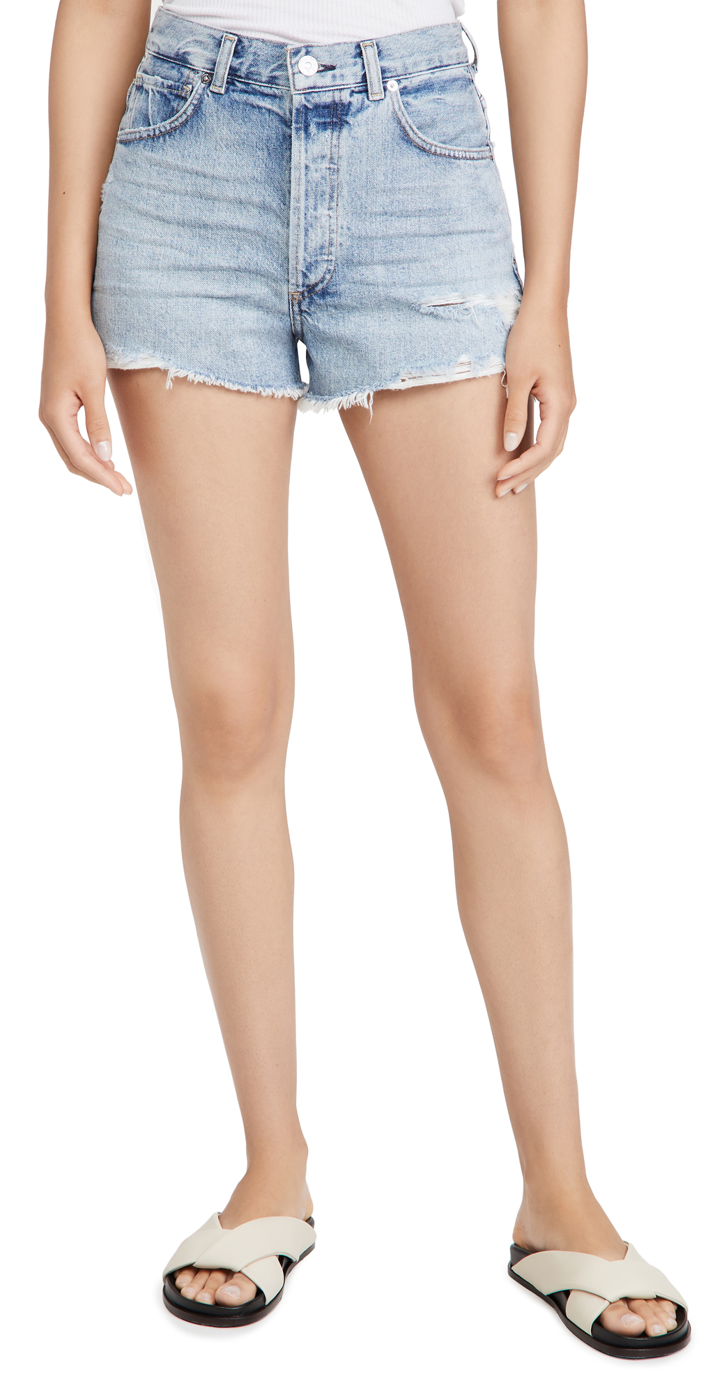 Citizens of Humanity Kaia High Rise Shorts